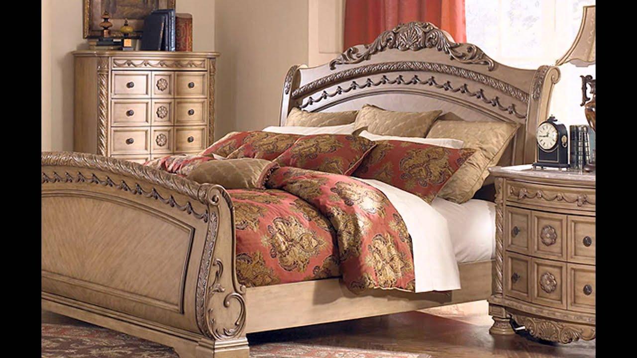ashley furniture bedroom sets - YouTube