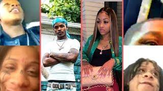 """Chicago Rapper Calboy and Girlfriend RnB Singer """"Ann Marie"""" Break Up + Trippie Redd Calls 147 Calboy"""