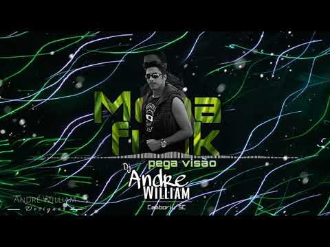 MEGA FUNK - PEGA VISÂO Dj Andre William