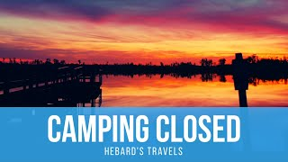 Campground Closures Strand RVer's | RVing During A Pandemic