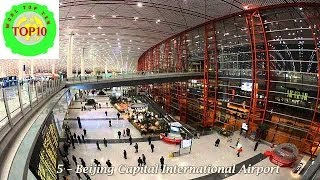 TOP TEN BEST AIRPORTS IN THE WORLD