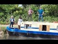 Barging in France Penny Smith takes to the River Lot