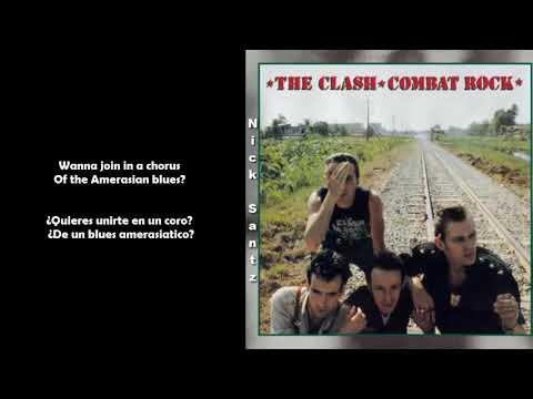The Clash -Straight to Hell (Lyrics) (Subtitulos en español)