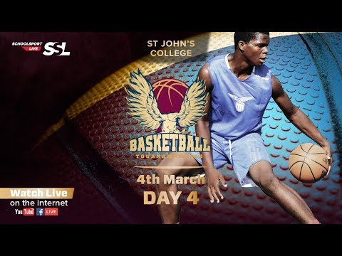 Day 4, St John's Basketball Tournament, 4th March 2018