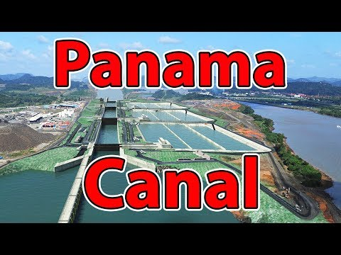 Panama Canal Vlog + Timelapse | 16 Hours in 10 Minutes | Life at Sea on a Mega Container Ship