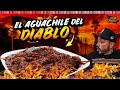 El AGUACHILE 🍤 más PICOSO del MUNDO 🌶 | TIJUANA #DondeiniciaMexicoLRG