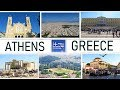 ATHENS City Tour / Top 20 Sights To See / Greece