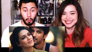 RAABTA | Sushant Singh Rajput | Kriti Sanon | Trailer Reaction Review