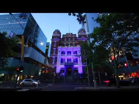 World Diabetes Day Monument Challenge - Melbourne, Australia 2017