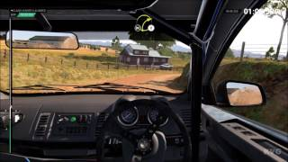 DiRT 4 - Cockpit View Gameplay (PC HD) [1080p60FPS]