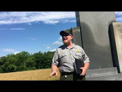 Perry's Florida Brigade Attacks - Gettysburg Battle Walk with Ranger Daniel Welch