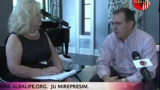 Pjesa e dyte e intervistes se biznesmenit te suksesshem Shqiptar ne Amerike, z Ricard Lukaj   YouTube