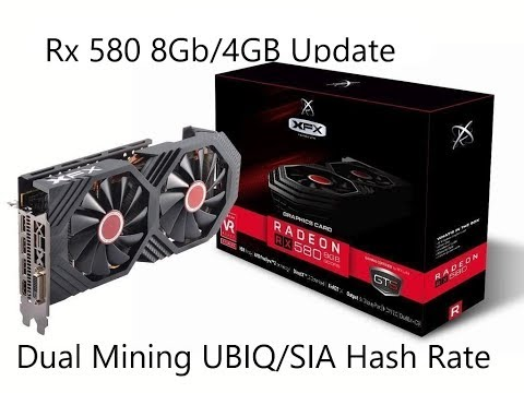XFX Rx 580 8GB XXX OC+ 1386 Edition UPDATE!!!! Plus Over Clocking