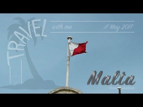 Travel With Me // Malta 2017