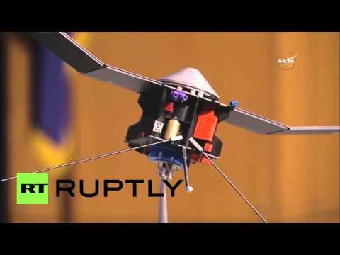 USA: NASA's MAVEN spacecraft reveals new key findings on Mars