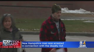 New Hampshire's Thomas Gallagher Arrested, Charged In U.S. Capitol Riot