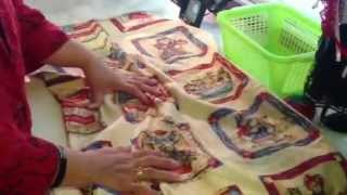 Easy Baby Quilt Tutorial Part 1