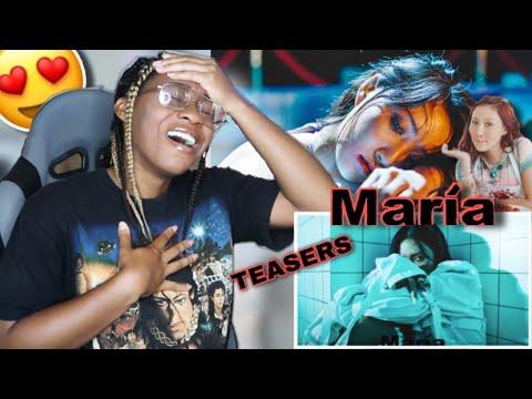 화사 (Hwa Sa)  마리아 (Maria) TEASERS (vita & morte ver.) REACTIONS  Favour
