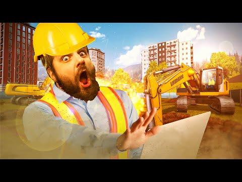 KA TA STRO PHE beim Bau 👷 HWSQ [342] // CONSTRUCTION-SIMULATOR 2015