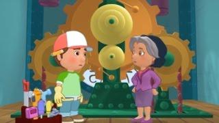 Умелец Мэнни  - Все серии подряд  (Сезон 1 Серии 10,11,12) l Мультсериал Disney для детей