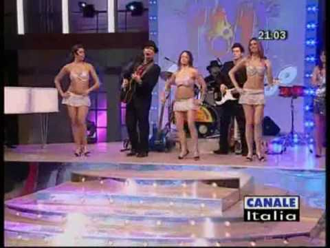 Guantanamera Mix Cha Cha - ( Cantando Ballando - CANALE ITALIA - 04/02/2009 )