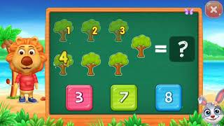 Learn to count number for children, How to count number with pictures for kids Part8