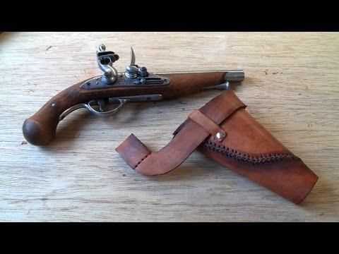 Connor costume (AC3): flintlock & holster tutorial