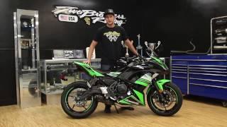 Video Two Brothers Racing (2017) Kawasaki Ninja 650 Sound Clip download MP3, 3GP, MP4, WEBM, AVI, FLV November 2018
