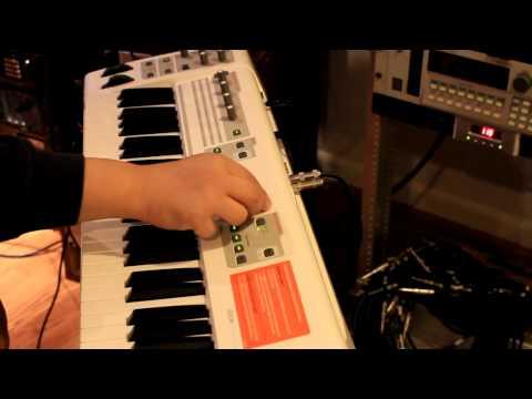 M-Audio Venom demo