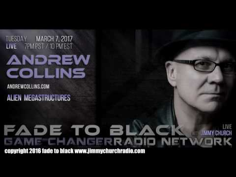Ep. 620 FADE to BLACK Jimmy Church w/ Andrew Collins : Alien Megastructures