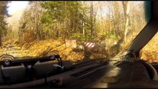 Overlanding ~ National Forest Road #41 in the Green Mountain National Forest Vermont