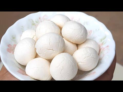 Tapioca Coconut Cookies | Khanom ping ขนมพิง