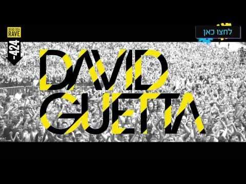 David Guetta -424 Dead Sea Rave (2nd Trailer)