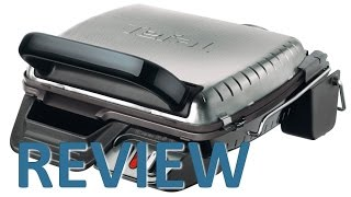 tefal gc 3060 ultra compact 600 kontaktgrill 3 in 1 2000 watt silber schwarz review