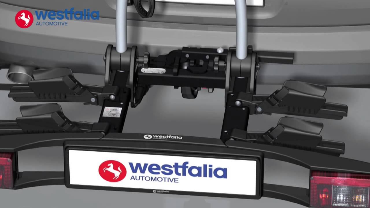 fahrradtr ger bc 60 von westfalia automotive youtube. Black Bedroom Furniture Sets. Home Design Ideas