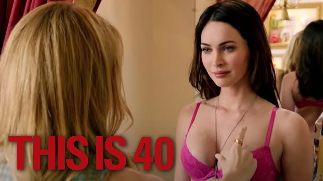 Fucking Videos Of Megan Fox this is 40 - megan fox - own it 3/22 on blu-ray & dvd