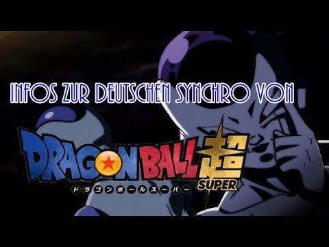 Dragonball Super Deutsch Synchro