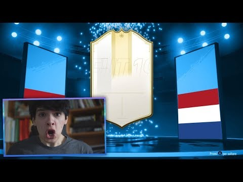 ICONA GARANTITA! MEGA PACK OPENING FIFA 19