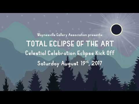 WGTM? RVlog 10: Waynesville, NC: Total Eclipse of the Art
