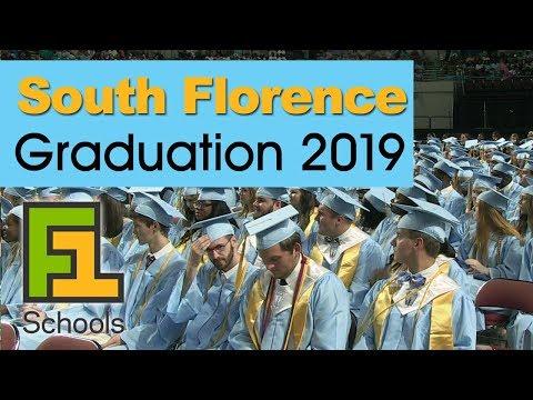 South Florence High School Graduation 2019