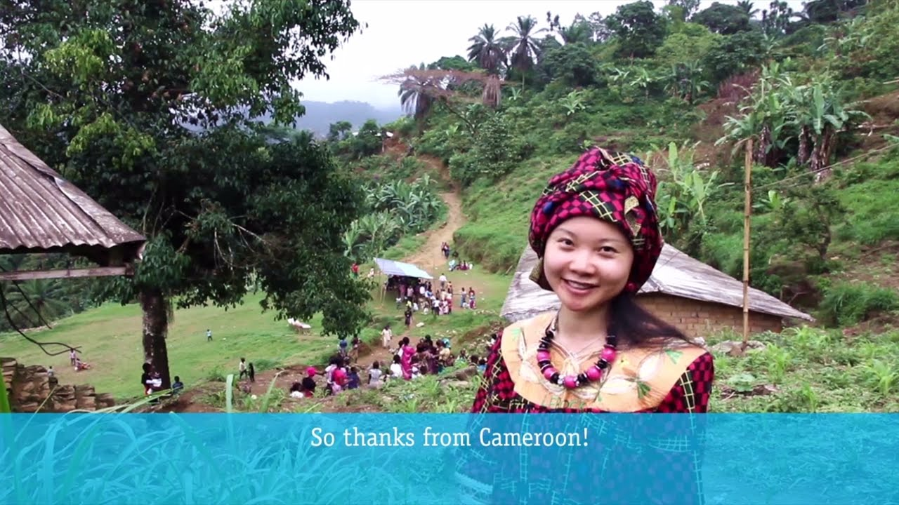 Random Act of Kindness for Lebock Village, Cameroon