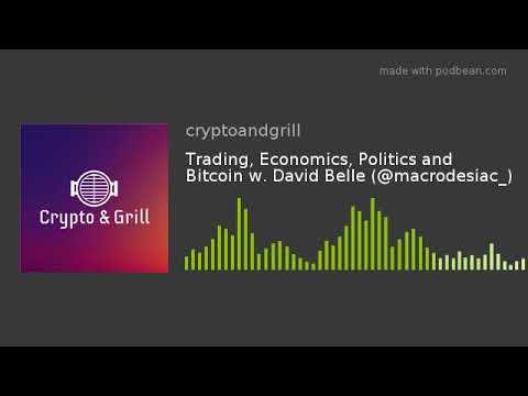 Bitcoin price trading economics