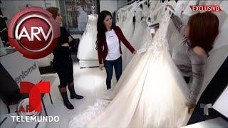 Edwin Luna y su novia buscan los trajes para su boda | Al Rojo Vivo | Telemundo