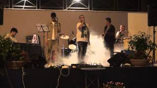 THE GOLDEN live in CASTEL DI LEVA (Rm)- Festa Casal Fattoria- 21-09-2014 (1°PARTE)