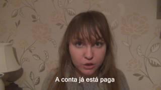 Урок 20 часть 2 Причастие. Грамматика португальского языка