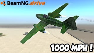 BeamNG.drive - GOING 1000 MPH