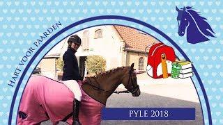 Huiswerk gaat voor de pony * Hart voor Paarden *