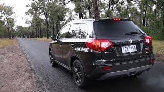 2016 Suzuki Vitara S Turbo 4WD 0-100km/h & engine sound