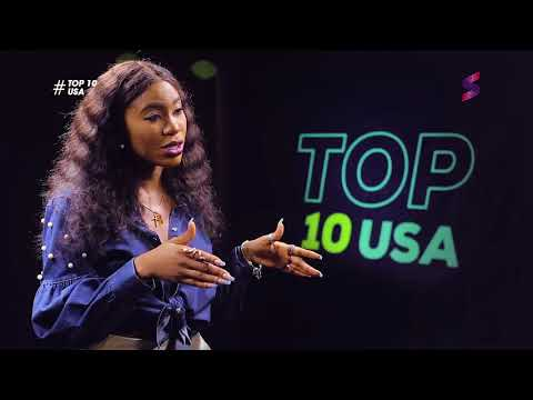 Bruno Mars ft Cardi B 's 'Finesse' crashes into the Top 3 | Top 10 USA