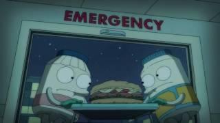 Simpsons - Homer's Mayo Clinic Dream